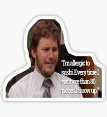 oh andy Sticker