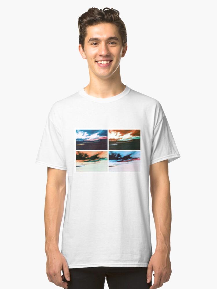 Lights Classic T-Shirt Front