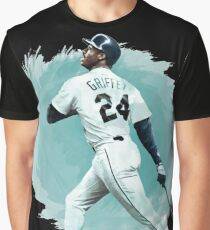 Ken Griffey Jr. Graphic T-Shirt