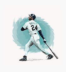 Ken Griffey Jr. Photographic Print