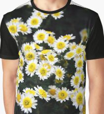 Chrysanthemums Graphic T-Shirt
