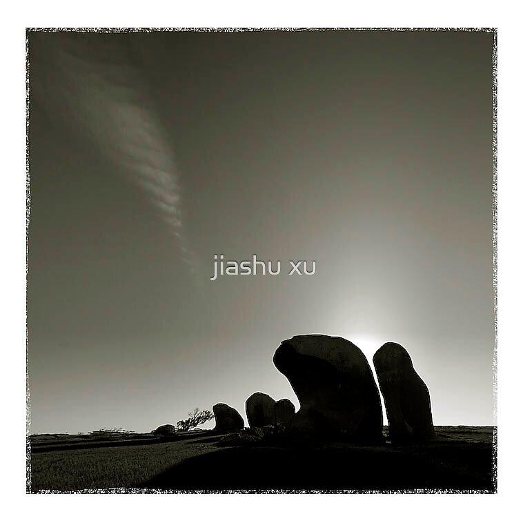 sky & earth 27 by jiashu xu