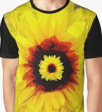 SUNFLOWERING Graphic T-Shirt
