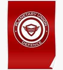 The Orville - Planetary Union - Verteidigung Poster
