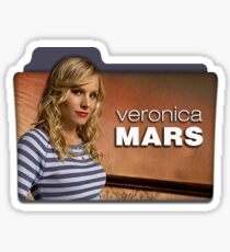 Paging Mars Sticker