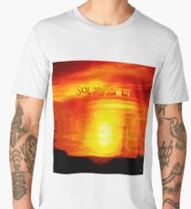 SOLAR POWER Men's Premium T-Shirt