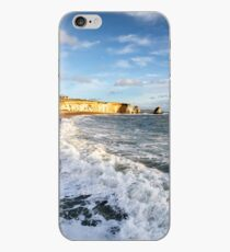 Freshwater Bay Beach Isle Of Wight iPhone Case