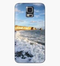Freshwater Bay Beach Isle Of Wight Case/Skin for Samsung Galaxy