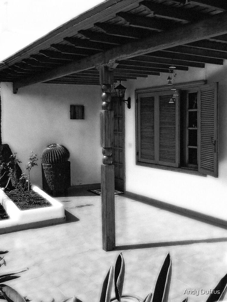 Spanish Hacienda by Andy Duffus