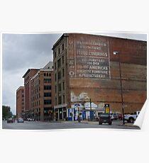 Elm Street - Downtown Dallas - 2013 Poster
