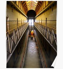 Perspective:Old Melbourne Gaol Poster