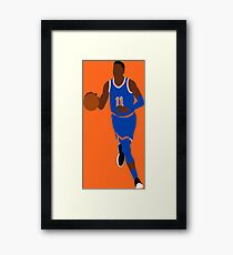 Frank Ntilikina Framed Print