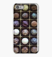 chocolate truffles  iPhone Case/Skin
