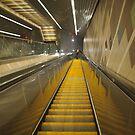 Dallas - City Place / Uptown Metro Station by seymourpics