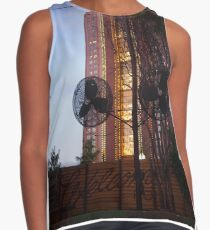 Dallas - Night View from the Rustic Contrast Tank