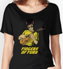 Fingers of Fury Women's Relaxed Fit T-Shirt