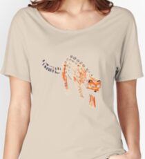 Tiger by Joseph Cobbs Women's Relaxed Fit T-Shirt