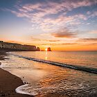 Freshwater Bay Sunrise by manateevoyager