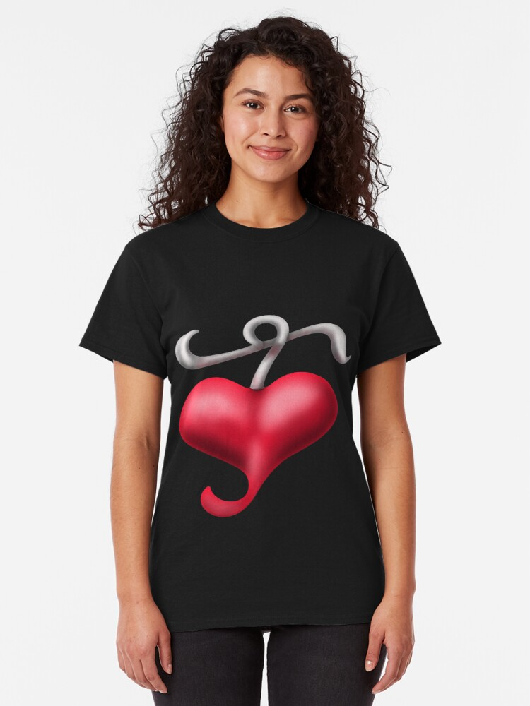 Alternate view of Have A Heart Classic T-Shirt