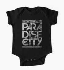 Paradise city One Piece - Short Sleeve