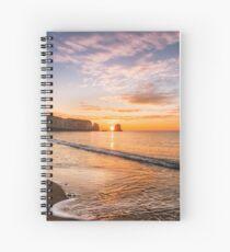 Freshwater Bay Sunrise Spiral Notebook