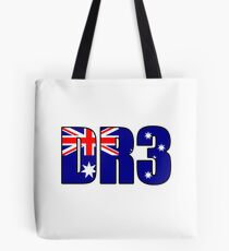 Daniel Ricciardo DR3 Tote Bag