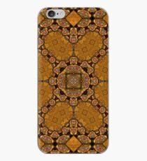 Victorian Art Deco Medieval Pattern SE36 iPhone Case