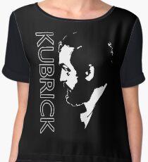 Stanley Kubrick - A Clockwork Orange - Full Metal Jacket Chiffon Top