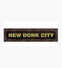 New Donk City Photographic Print