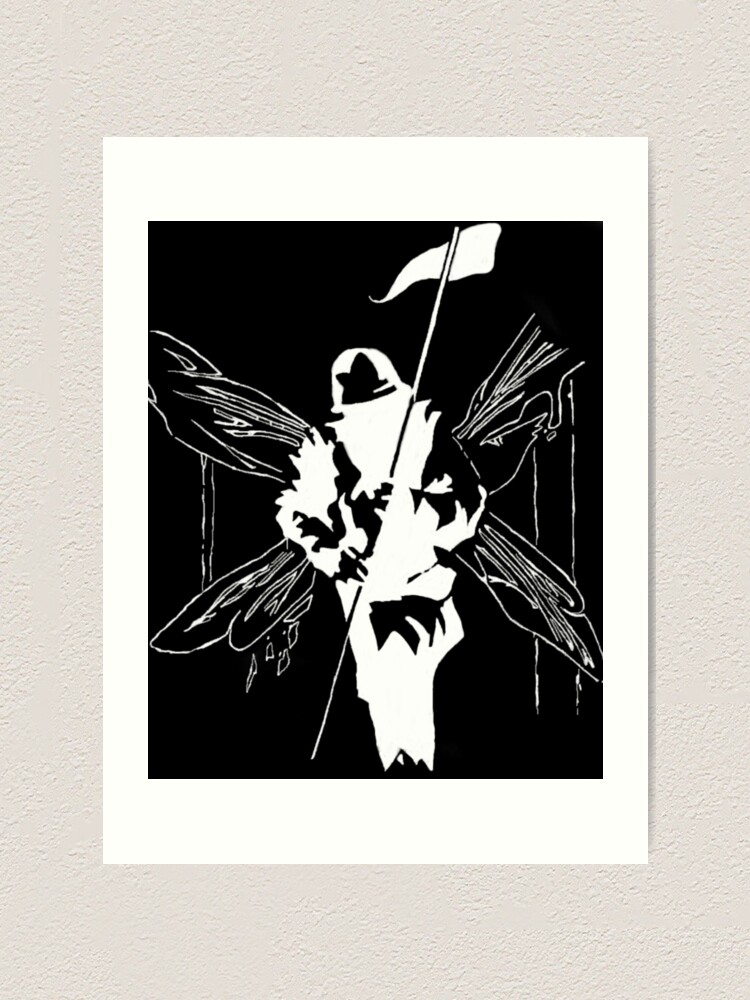 Linkin Park Hybrid Theory Lp Design Art Print