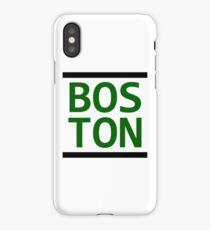 Boston My City iPhone Case/Skin