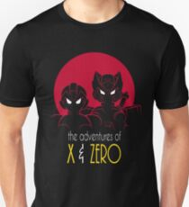 The Adventures of X & Zero Unisex T-Shirt