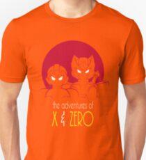 The Adventures of X & Zero T-Shirt