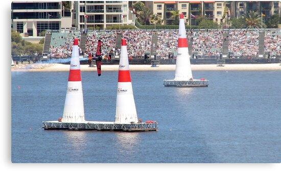 Red Bull Air Race Perth  by Danielle Knight