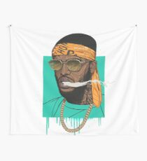 Dave East  Wall Tapestry