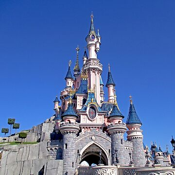 Magical Castle by ashleeeyjayne