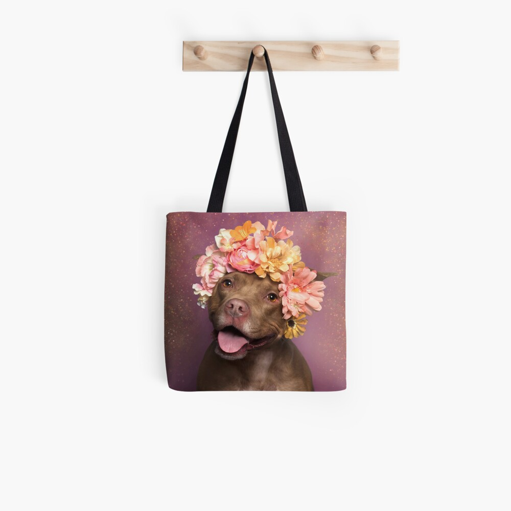 Flowerpower, Topas Stofftasche