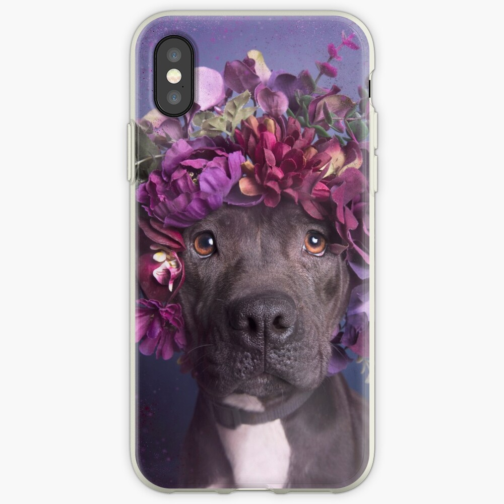 Flower Power, Arie iPhone-Hülle & Cover