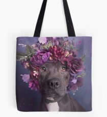 Flower Power, Aria Tote Bag