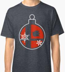 Christmas Smash Bros Baubles - Sonic the Hedgehog Classic T-Shirt