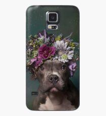 Flower Power, Tater Tot Hülle & Klebefolie für Samsung Galaxy