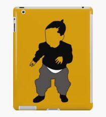 Jumpsuit Baby - Grey iPad Case/Skin