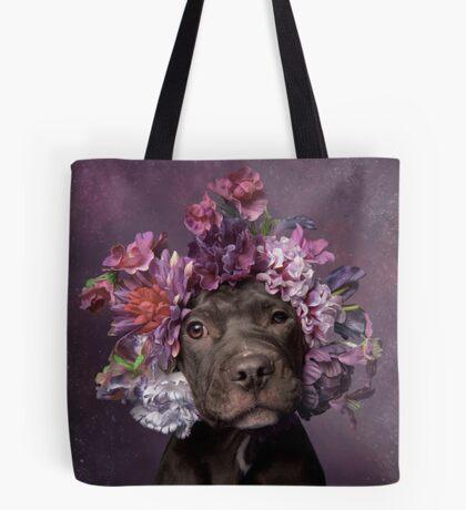 Flower Power, Dax Tote Bag