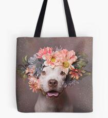 Flower Power, Efeu Tote Bag