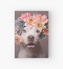 Flower Power, Ivy Hardcover Journal