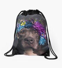 Flower Power, Destiny Drawstring Bag