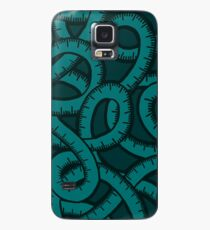 Measuring Tape Pattern Case/Skin for Samsung Galaxy
