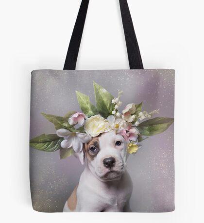 Flower Power, Adam Tote Bag