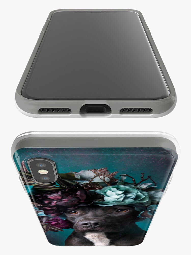 Alternative Ansicht von Flower Power, Aden iPhone-Hülle & Cover