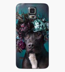Flower Power, Aden Hülle & Klebefolie für Samsung Galaxy